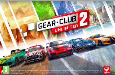 Gear Club Unlimited 2 Switch Présentation Gamescom