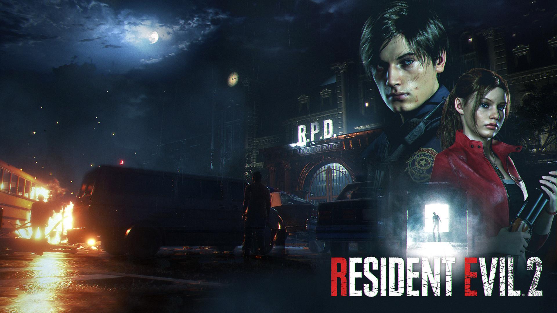 Claire Redfield se montre en 4K dans Resident Evil 2 Remake