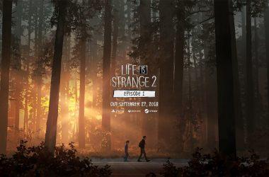 Life is Strange 2 Premier Trailer et Premières Infos