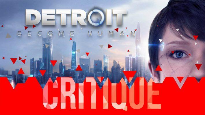 Critique Detroit Become Human