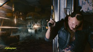 Images Gamescom 2018 CyberPunk 2077