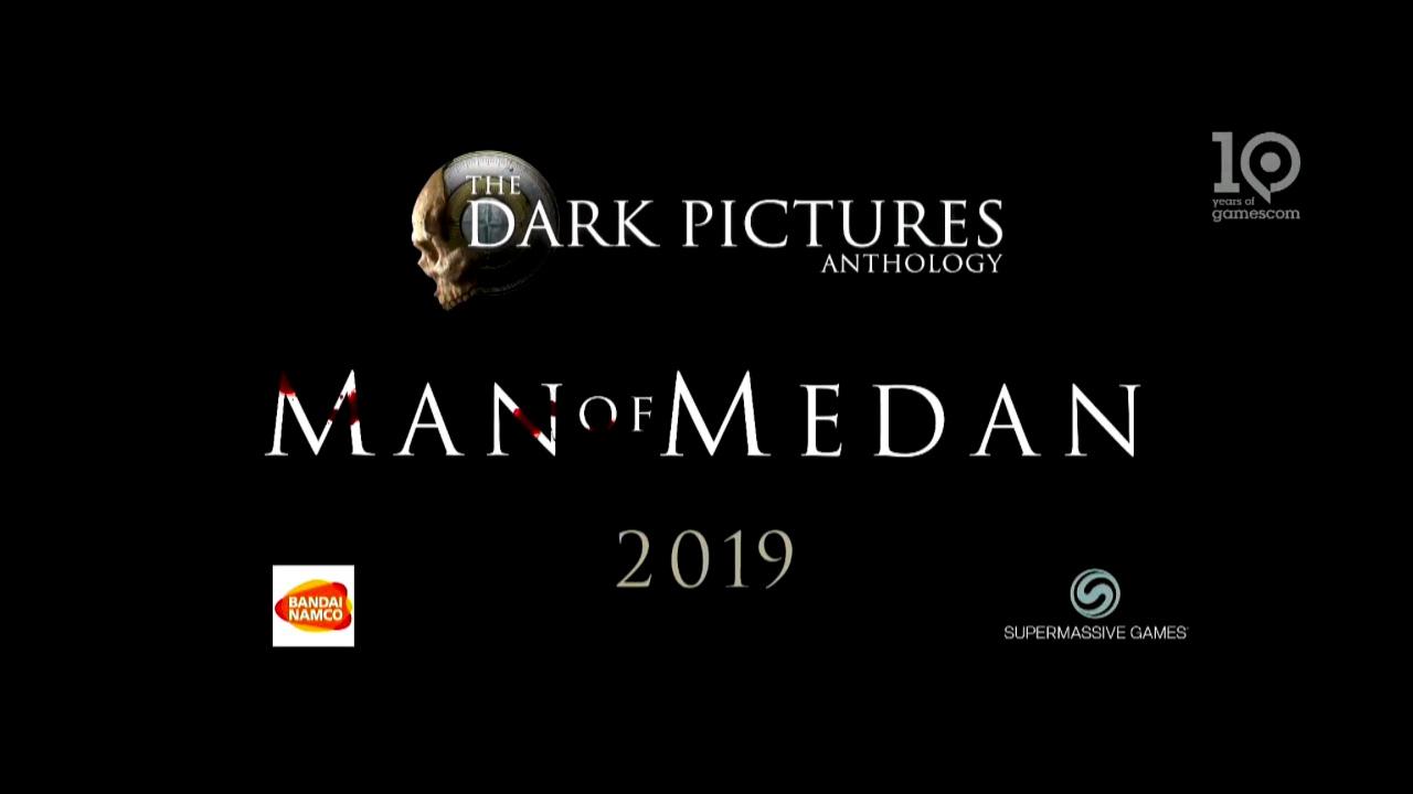 Supermassive Games annonce Man of Medan pour 2019