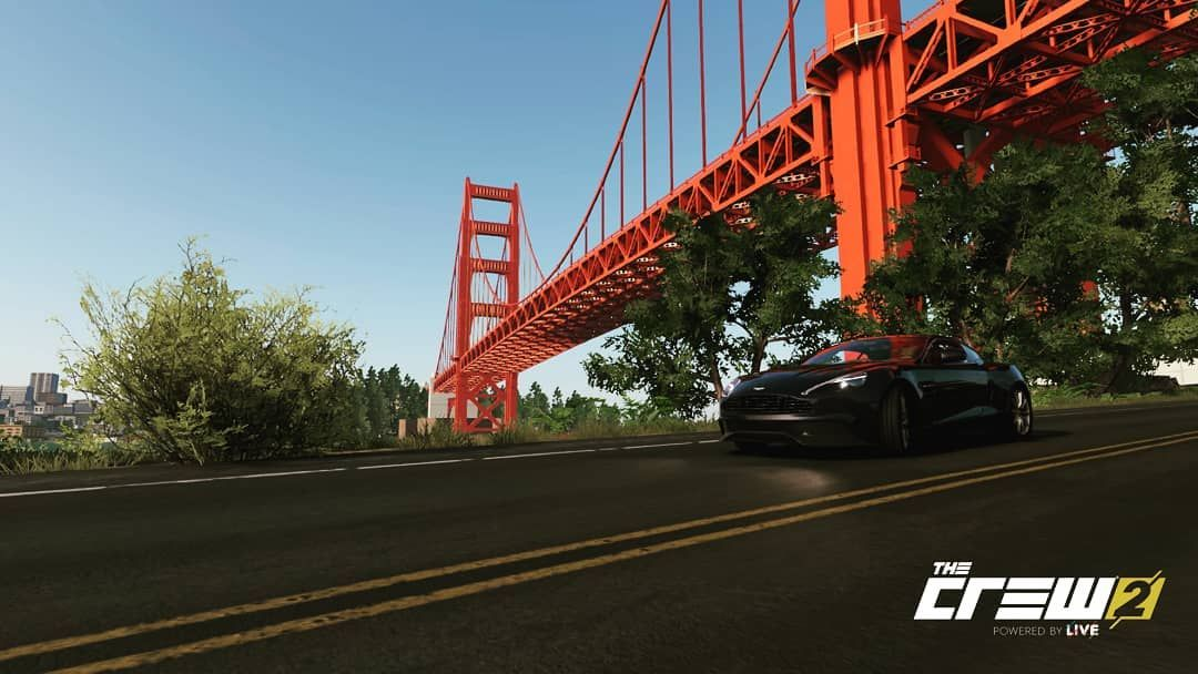 The Crew 2 Golden Gate