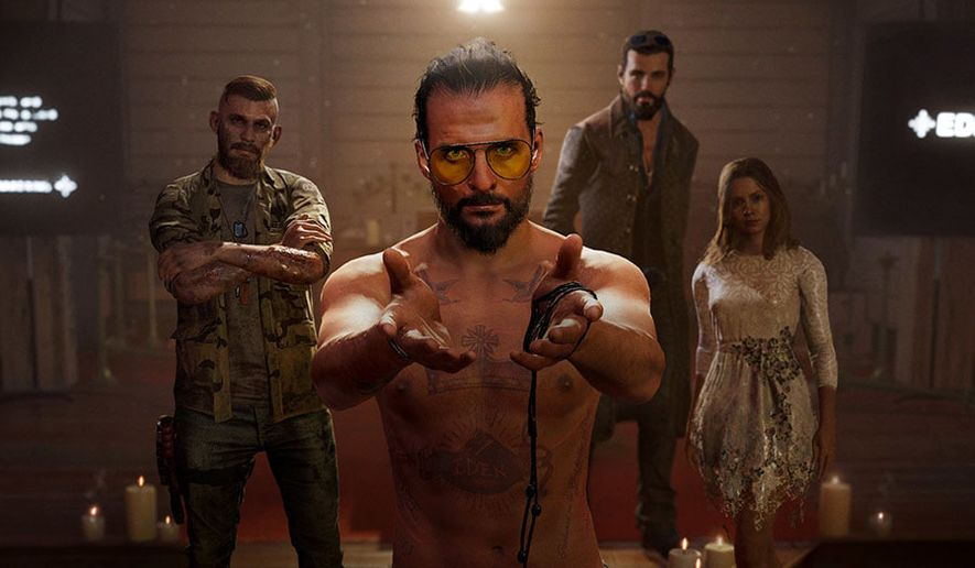 Famille Seed dans FarCry 5