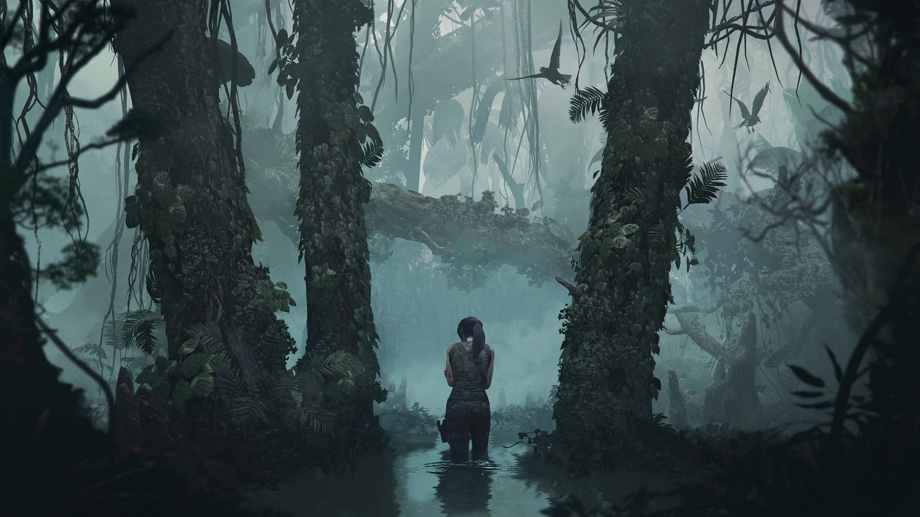 Critique Shadow of The Tomb Raider Jungle