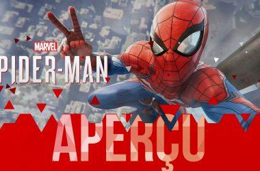 Aperçu - Spider Man PS4