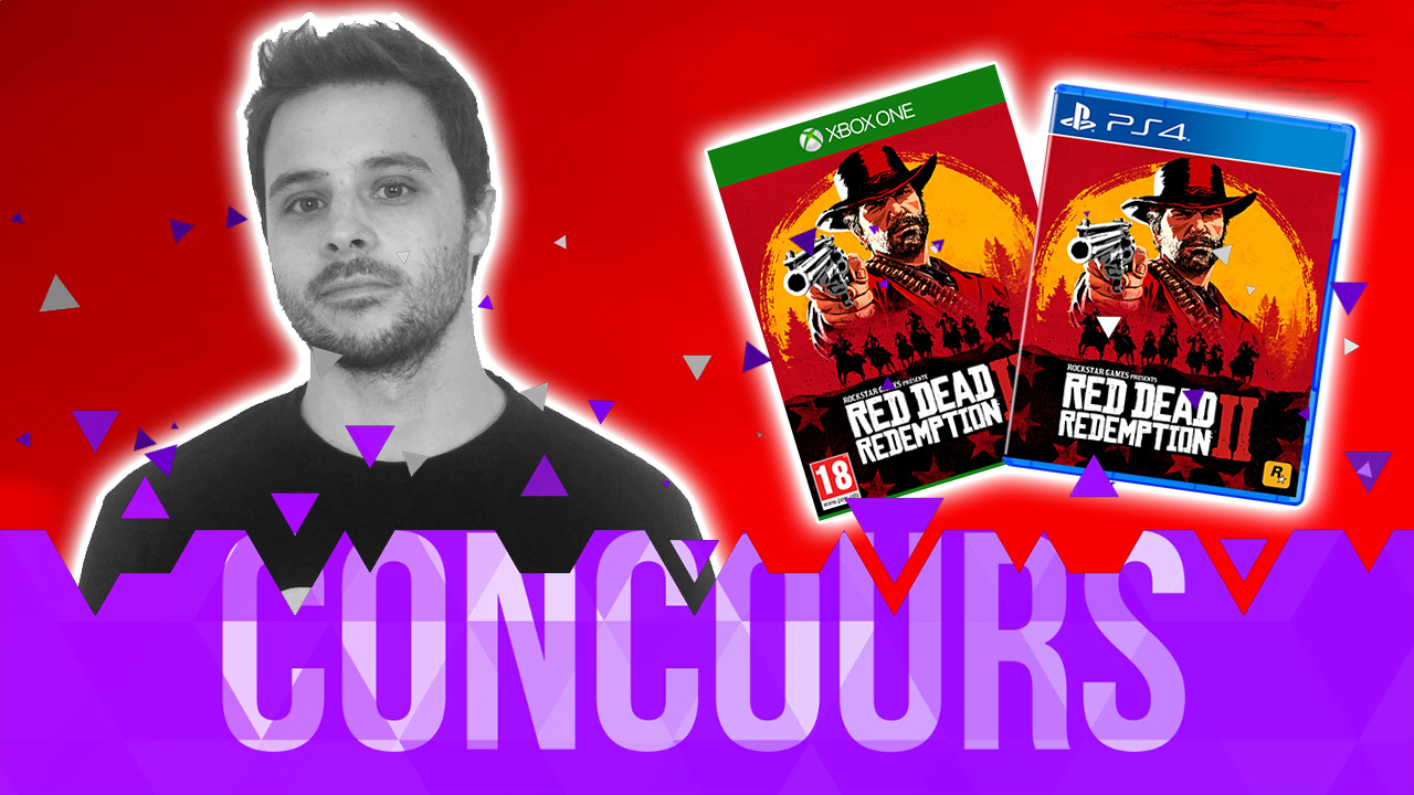 Concours Red Dead Redemption II
