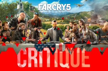 Critique FarCry 5