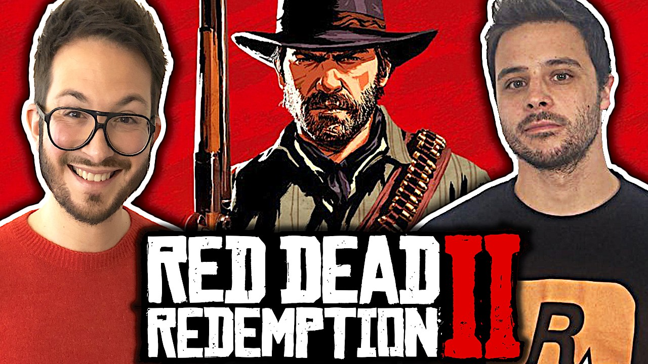 Débat Red Dead Redemption II Julien Chièze
