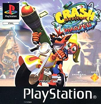 Crash Bandicoot 3 Wraped