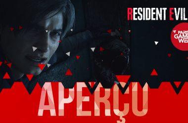PGW 2018 - Aperçu Resident Evil 2 Remake
