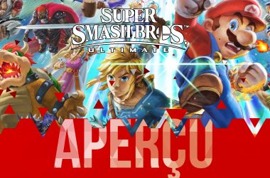 Aperçu Super Smash Bros. Ultimate