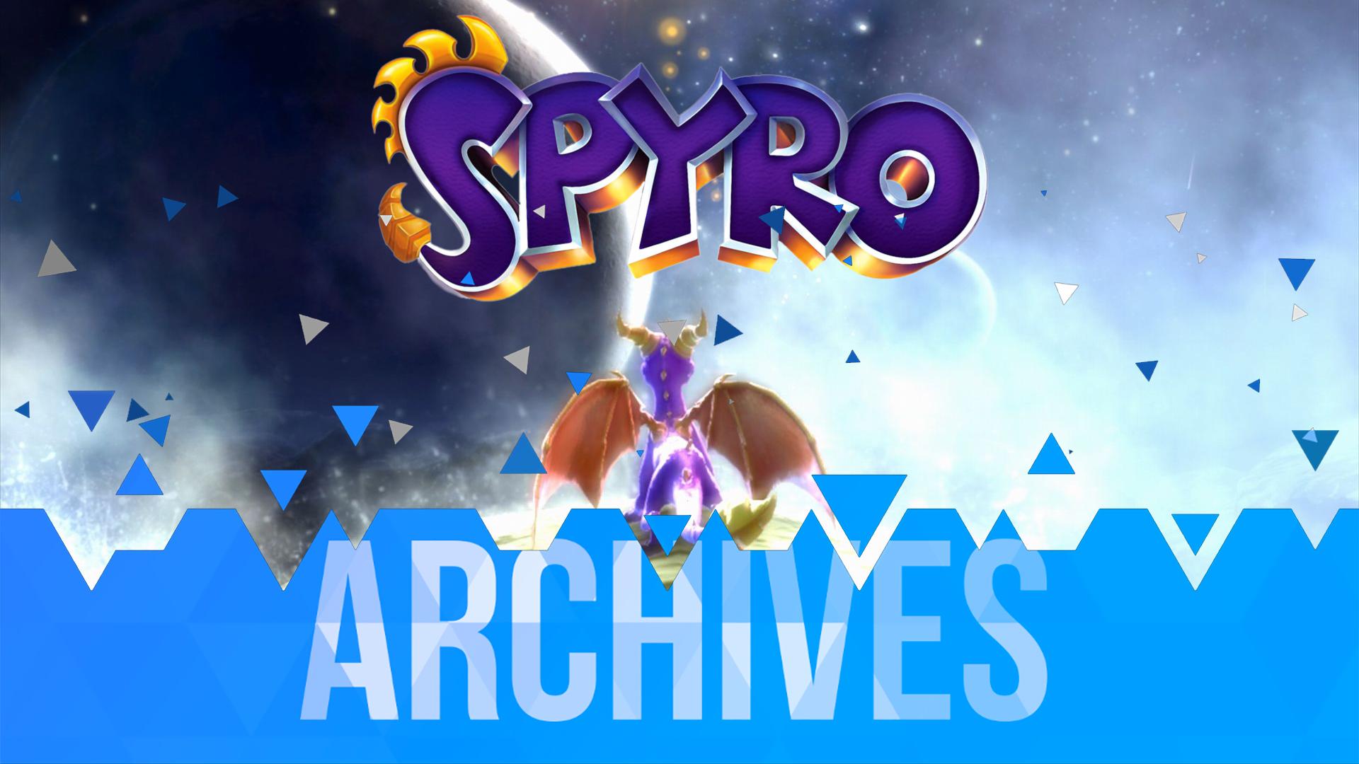 Les Archives de la Licence Spyro