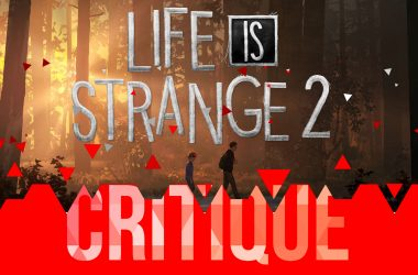 Critique Life is Strange 2 Ep.01