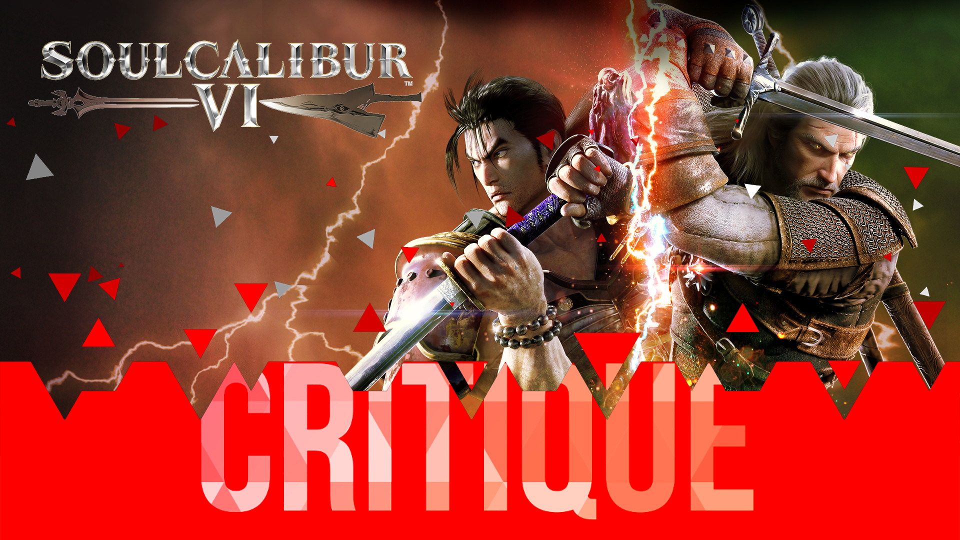 Critique SoulCalibur VI