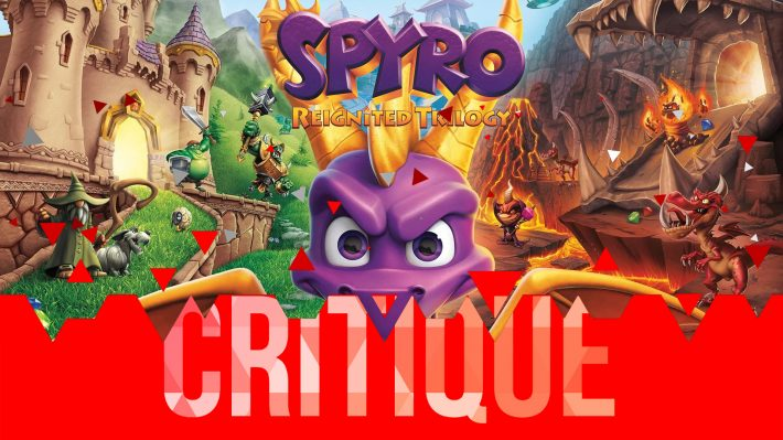 Critique Spyro Reignited Trilogy