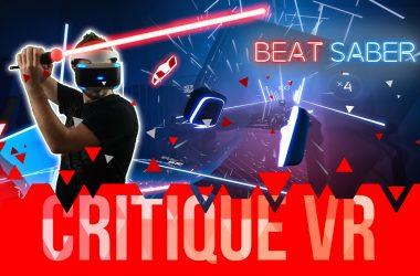 Critiques Beat Saber VR