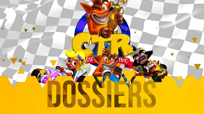 Dossier : Vers un retour de CTR en Remastered Crash Team Racing