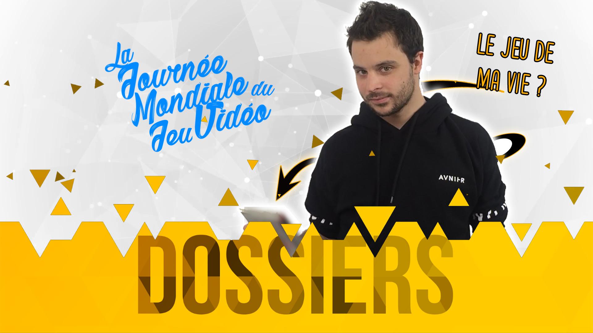 Dossier - Les 10 jeux qui ont marqué ma vie de joueur