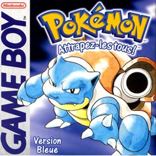 Pokémon Bleue
