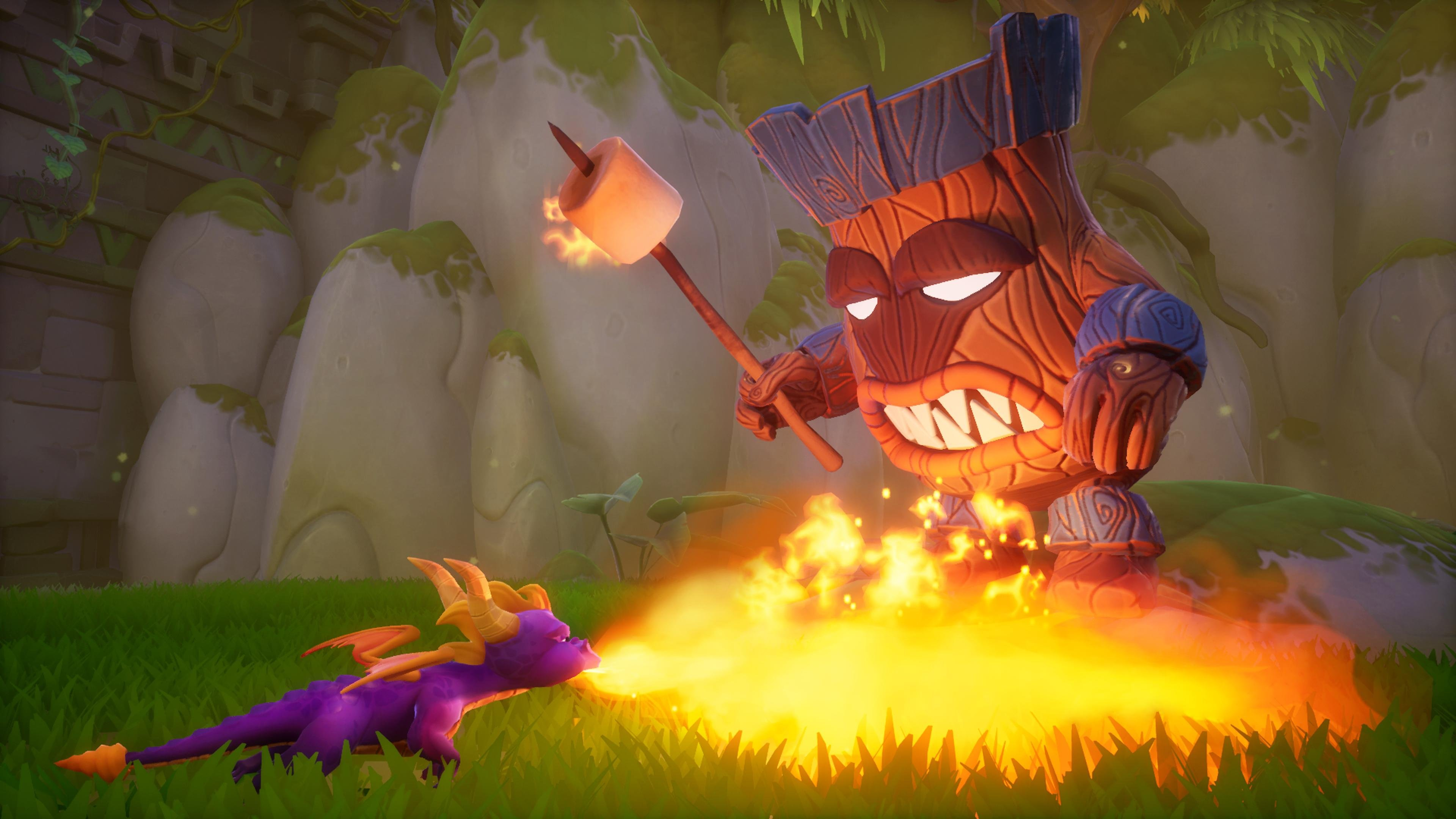 Screenshot Spyro Reignited Trilogy