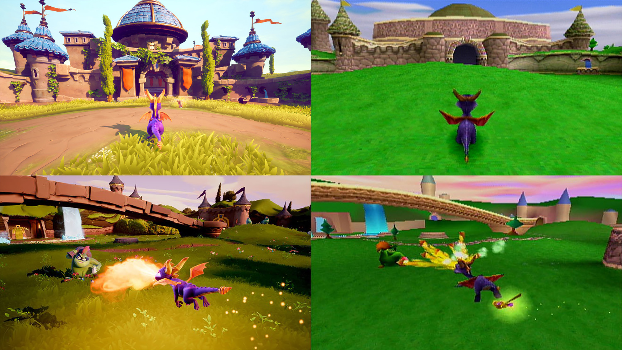 Remastered Spyro Trilogy