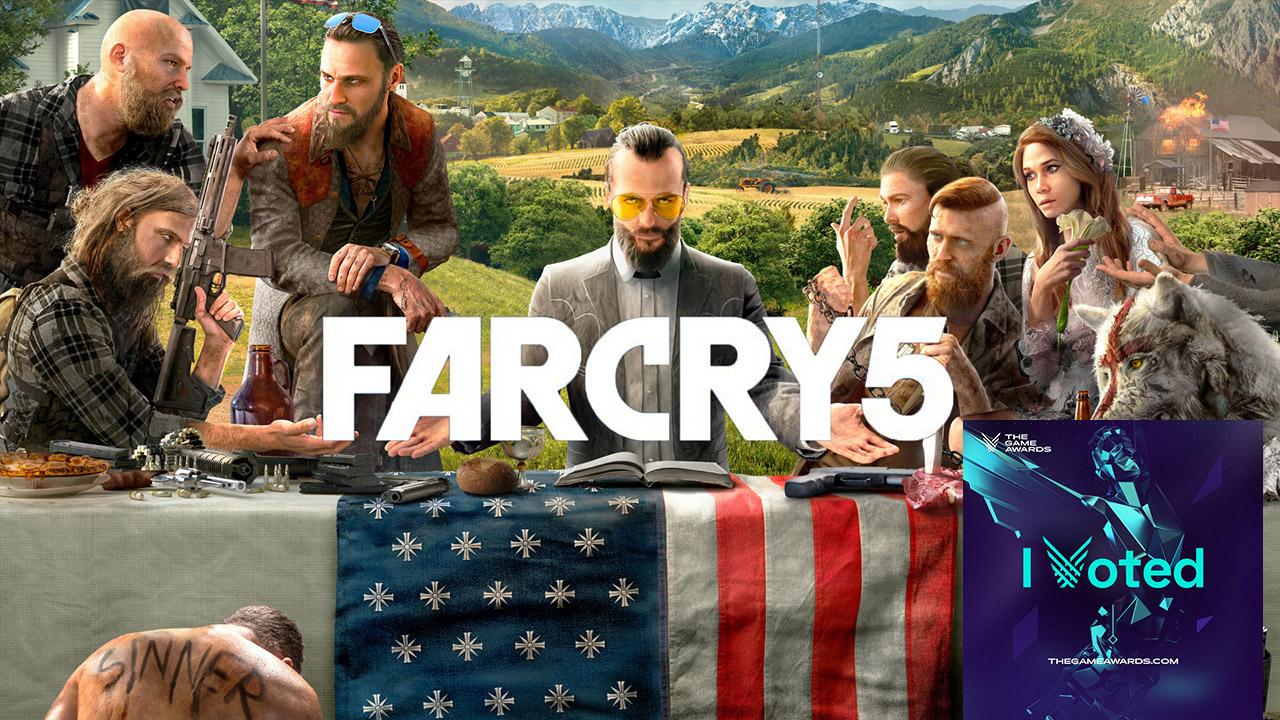 Vote FarCry 5