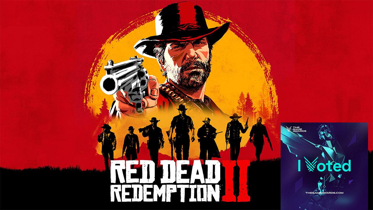 Vote Red Dead Redemption II