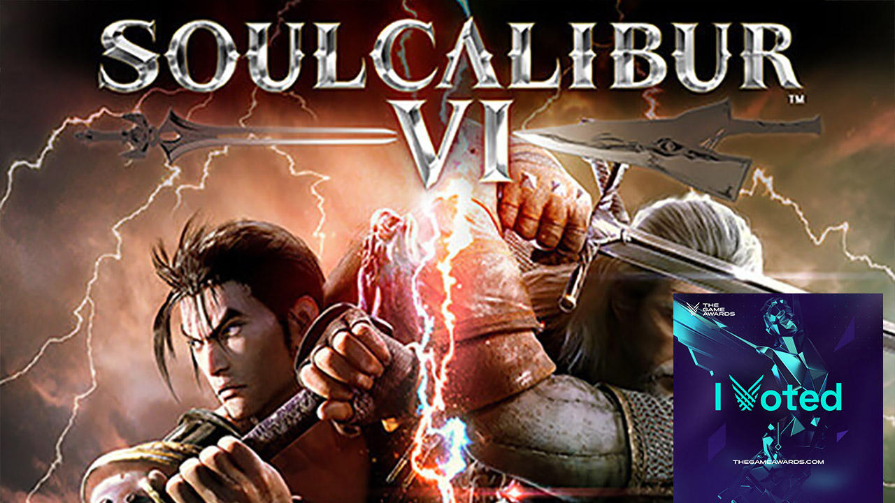 Vote SoulCalibur VI