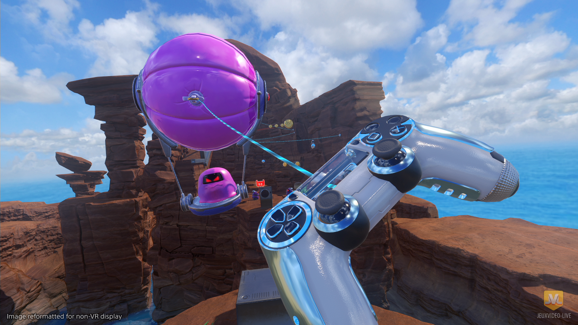 Screenshot Astro Bot Rescue Mission 002