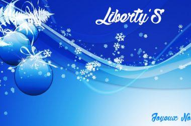 Joyeux Noël 2018 Liberty's