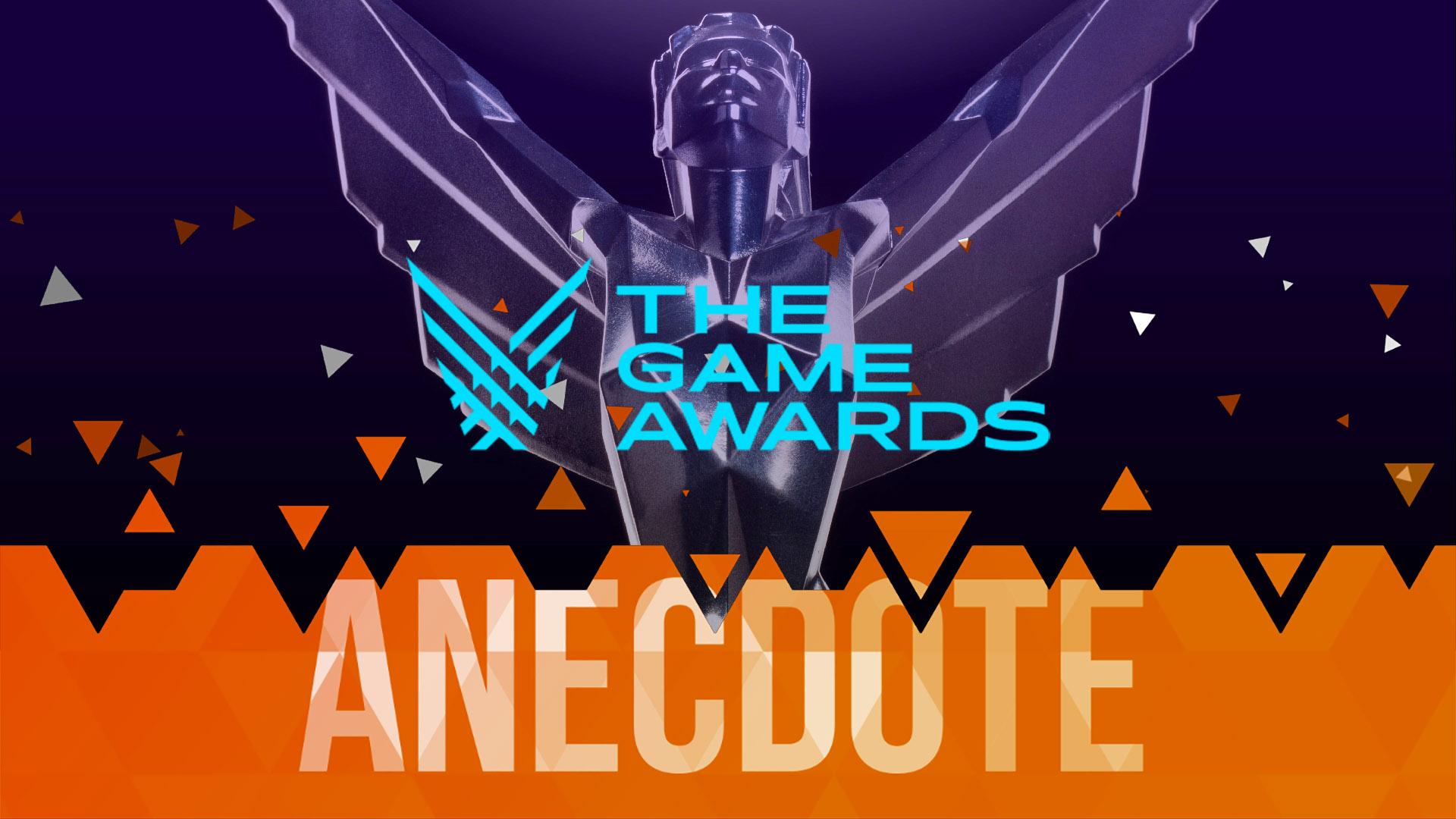 L'histoire des Game Awards - L'anecdote du Jeu Vidéo