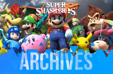 Les Archives de la licence Super Smash Bros.