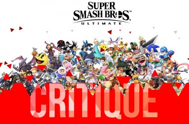 Critique Super Smash Bros Ultimate