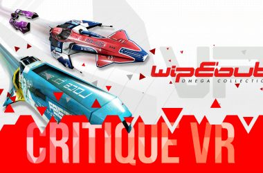 Critique VR Wipeout Omega Collection