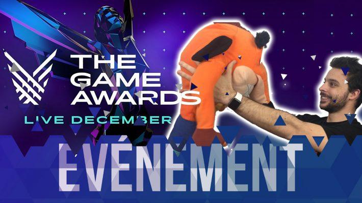 Résumé des Game Awards
