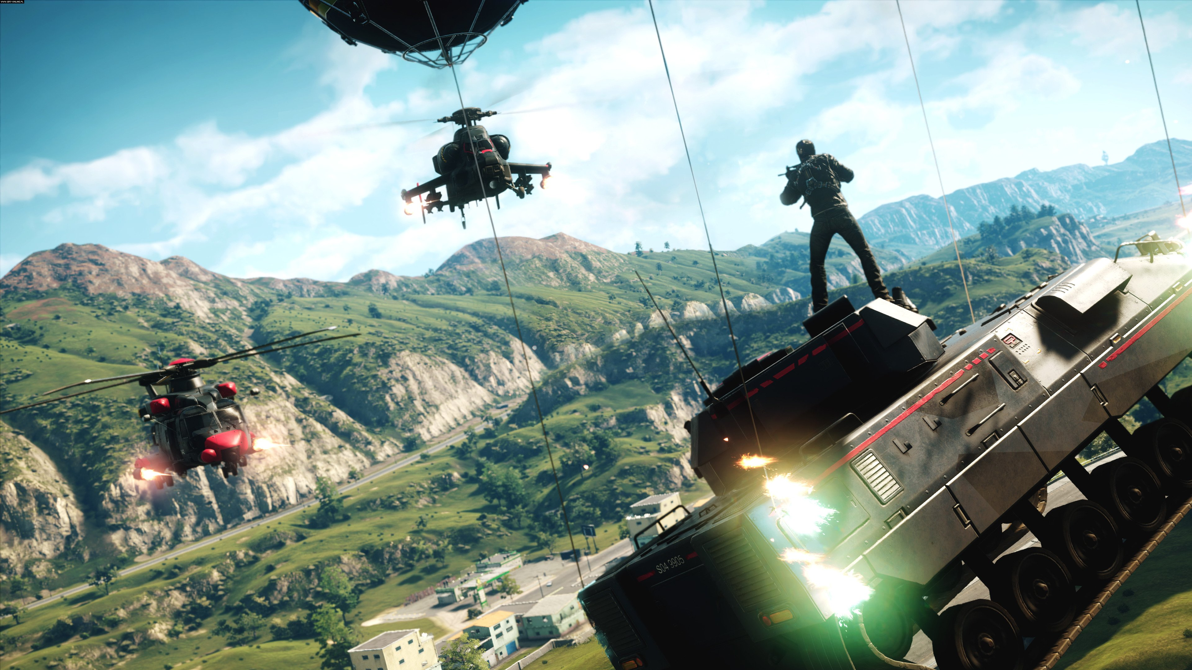 Screenshot Just Cause 4