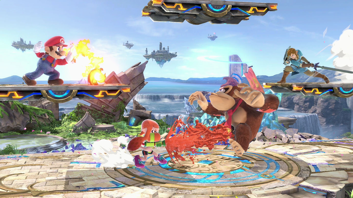 Screenshot Super Smash Bros Ultimate