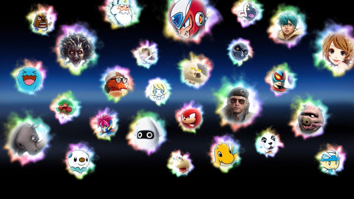 Esprit Super Smash Bros Ultimate