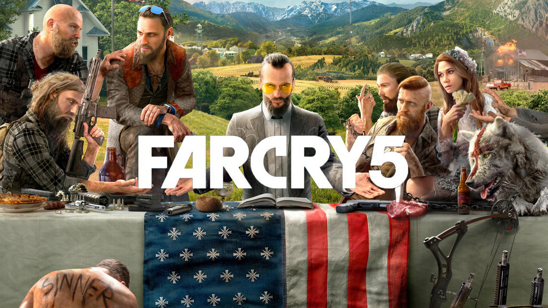 Top 10 Communauté 2018 FarCry 5