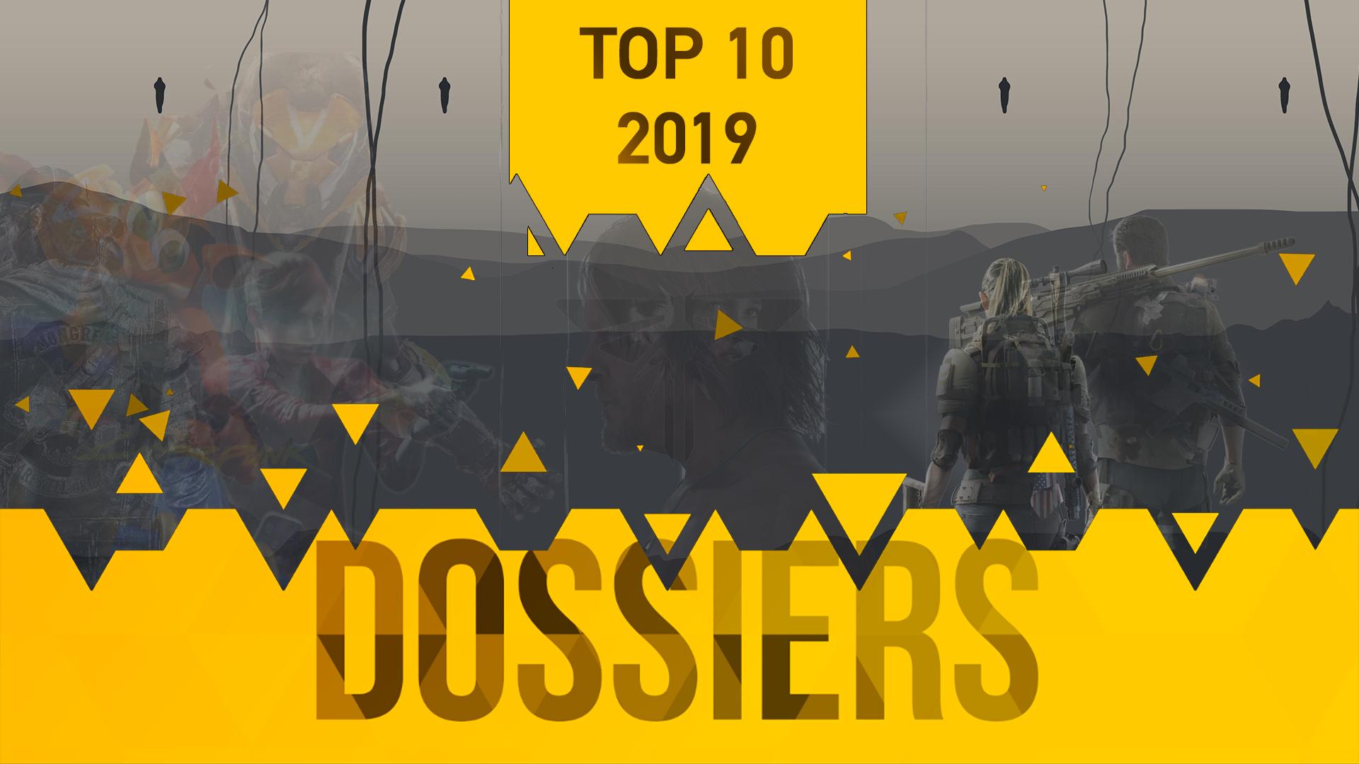 Dossier Vos Jeux les plus Attendus de 2019