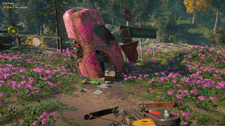 Le post apocalypse selon Ubisoft