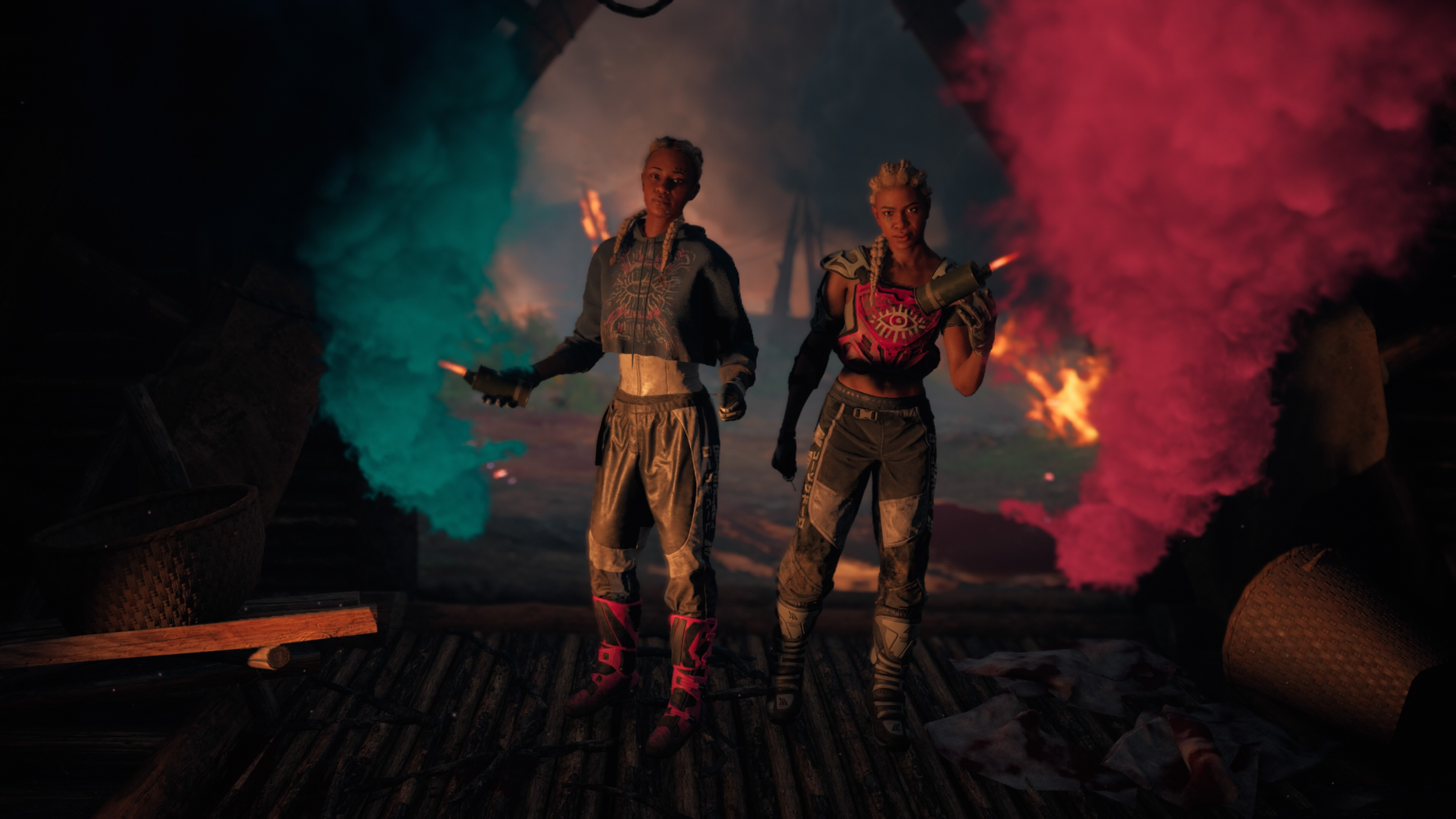 Lou & Mickey FarCry New Dawn
