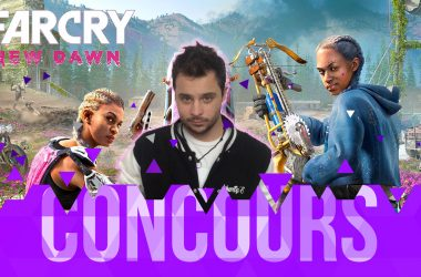 Concours FarCry New Dawn