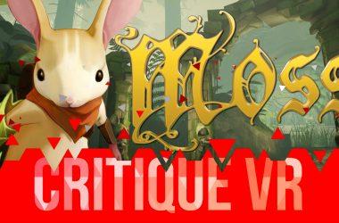 Critique VR Moss