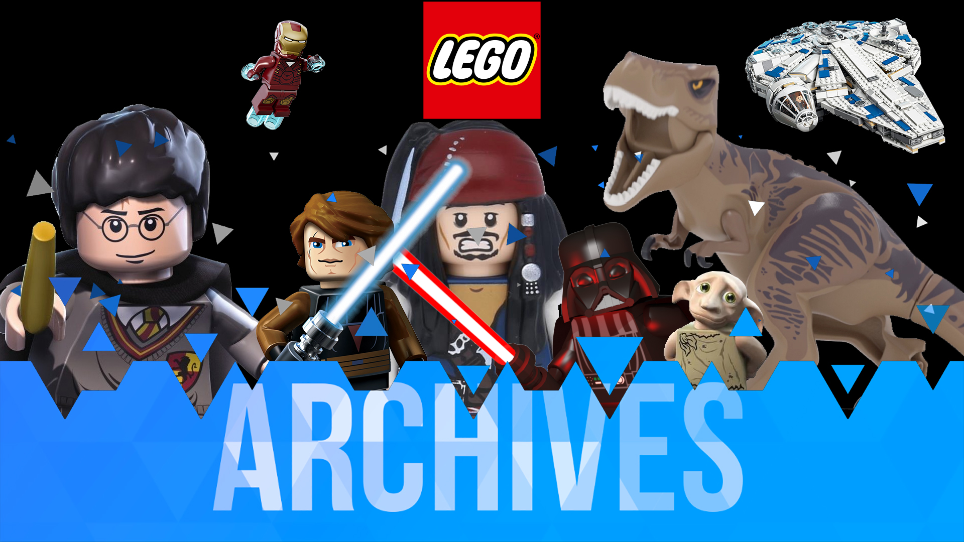 Archives Adaptations LEGO