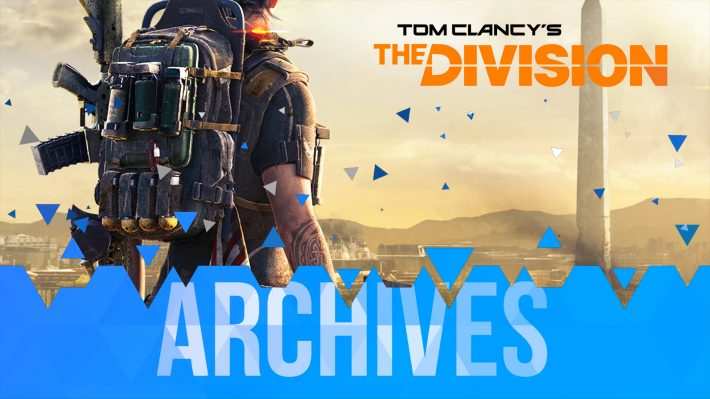 Les Archives de The Division