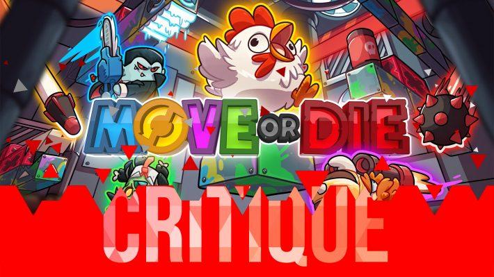 Critique Move or Die