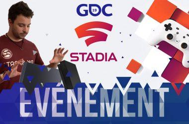 Événement Google Stadia Annonce Fin des Consoles