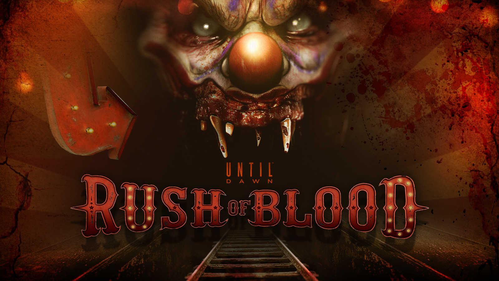 Top 10 Jeux VR - 06 Until Dawn Rush of Blood